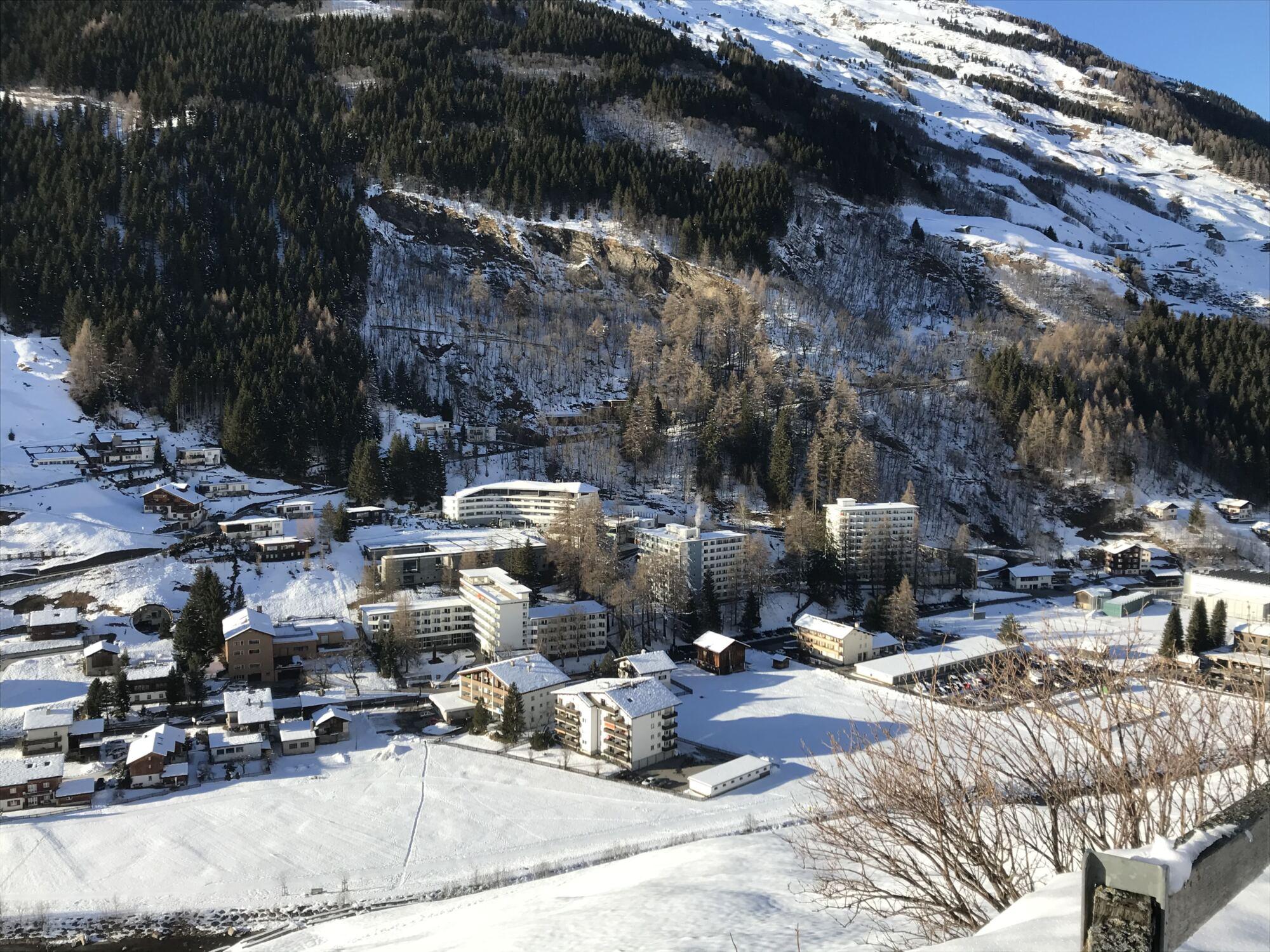 Winterstimmung in Vals