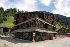 Kengo Kuma in Vals