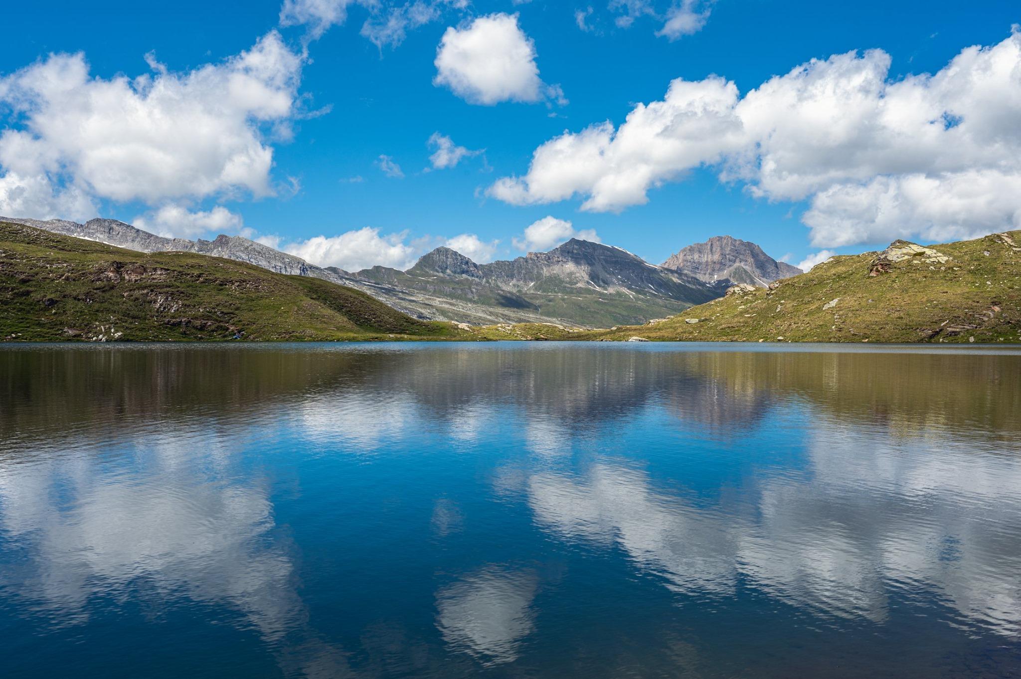 Foto Guraletschsee von Sandro Casutt, Vals
