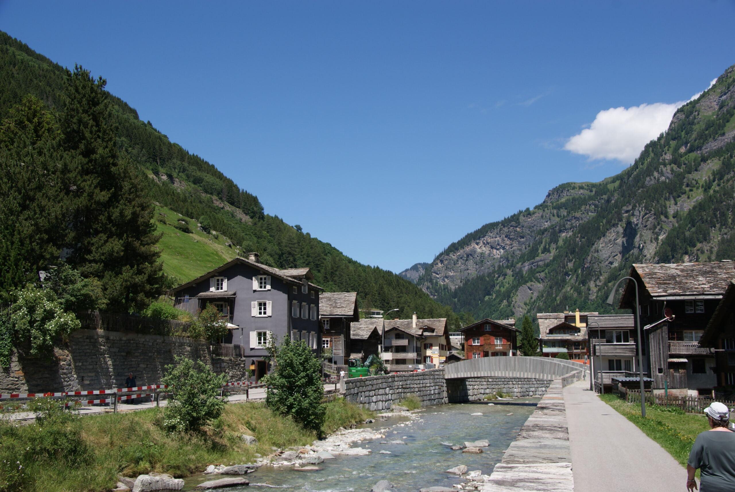 Vals – Das Bergdorf
