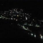 Vals Nachtfahrt mit Gondelbahn